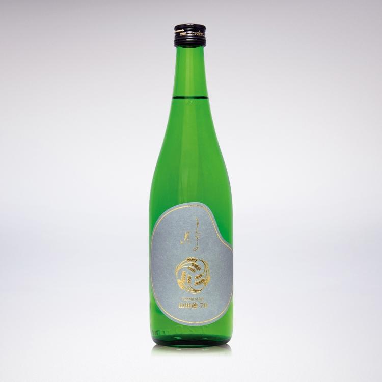 日の丸醸造 まんさくの花 山田穂70 イメージ