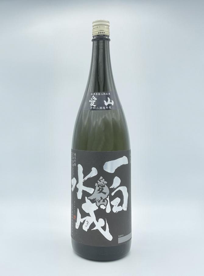 福禄寿酒造 一白水成 純米吟醸 愛山