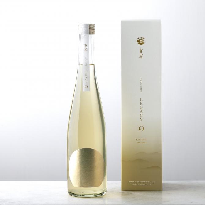 Fukucho Legacy0  富久長レガシー0 貴醸酒