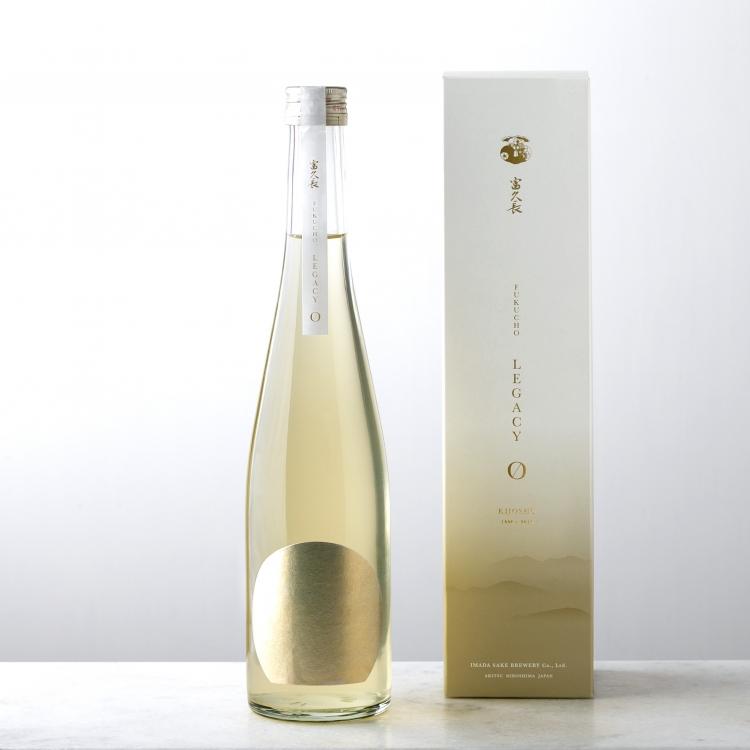 今田酒造本店 Fukucho Legacy0  富久長レガシー0 貴醸酒 イメージ