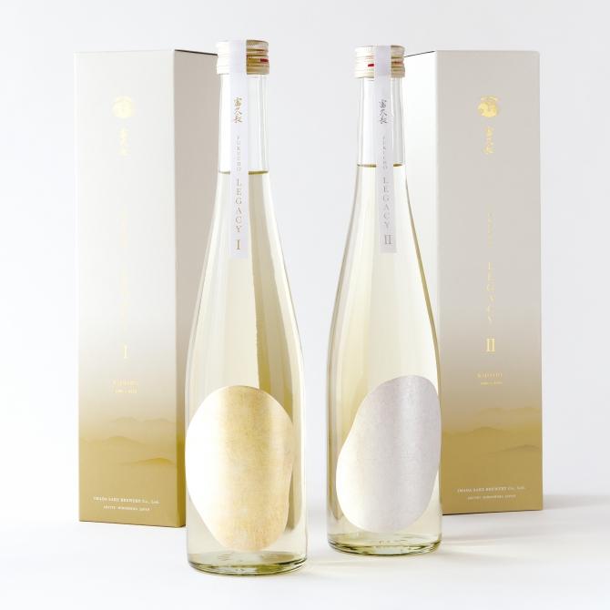 今田酒造本店 FUKUCHO LEDACYⅠ&Ⅱ貴醸酒